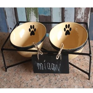 Cats and dogs bowls
